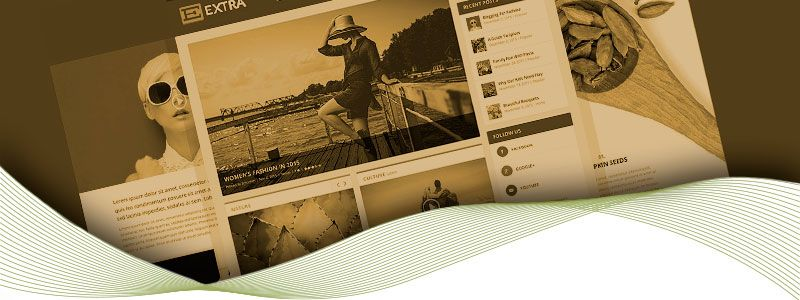 "La Mejor Plantilla WordPress para Blogging: Elegant Themes ""Extra"""