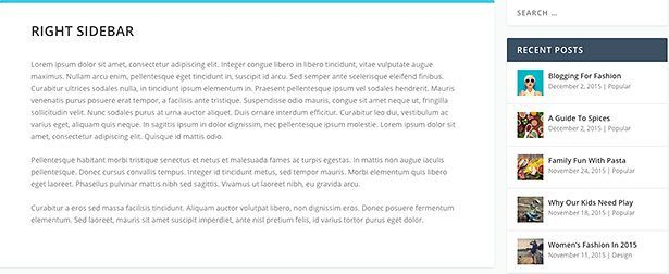 La Mejor Plantilla Wordpress para Blogging: Elegant Themes \