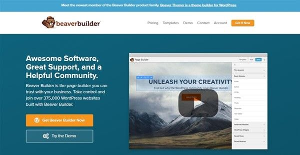 comparativa page builder wordpress