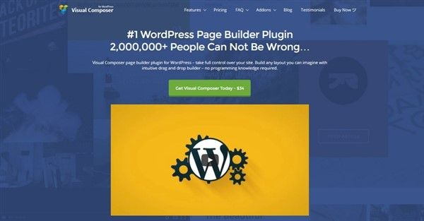 comparativa editores web wordpress