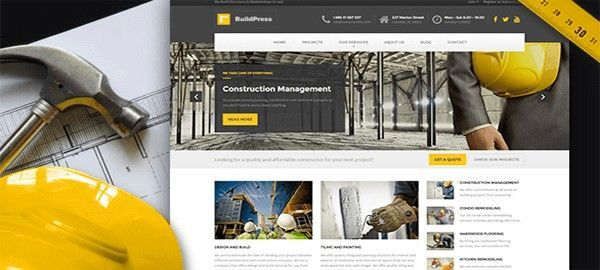 negocios themes wordpress