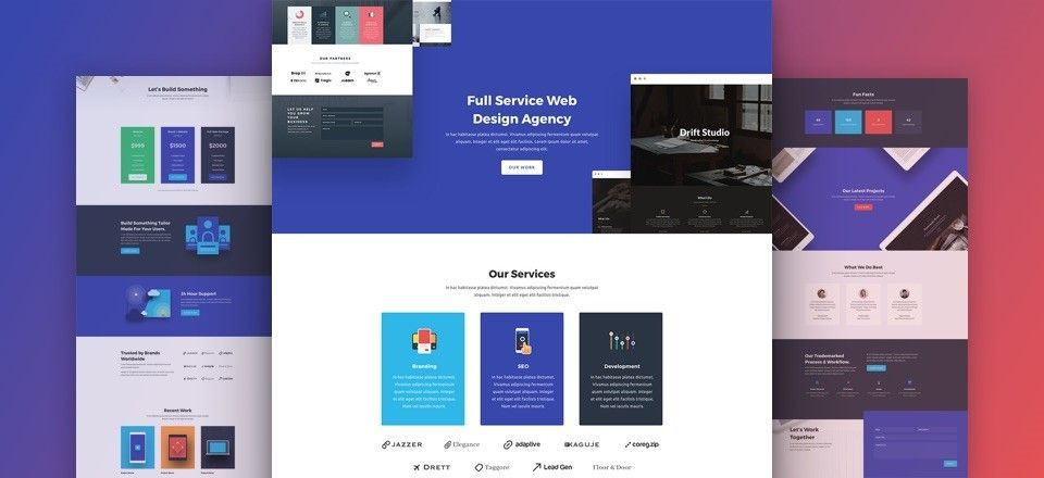 divi layout pack